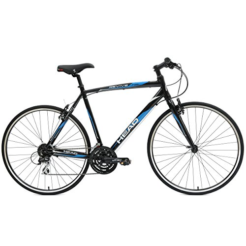 Head Revive XSM Hybrid Road Bicycle, 700c wheels, 22 inch fr