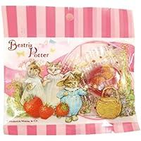 Beatrix Potter波特小姐草莓味棒棒糖40g(德国进口)