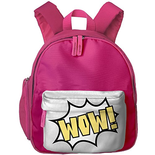 Personalized Kids School Backpack For Book Wow 2017 New Style Son Class Gift Fashion (World Book Day Costumes Plus Size)