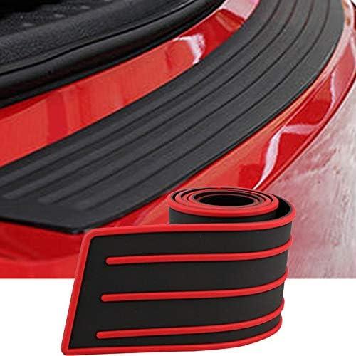 Appearancees Rubber Car Bumper Rubber Rear Guard Bumper Protector Car Sticker Protector