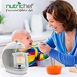 Digital Baby Food Maker Machine - 2-in-1 Steamer