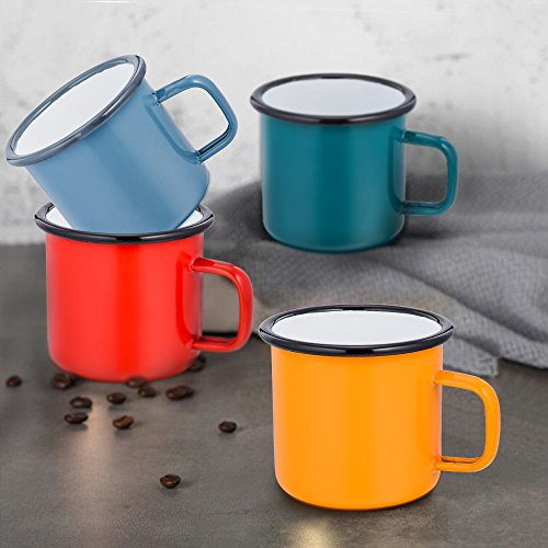 Buy tin drinking cups with handles