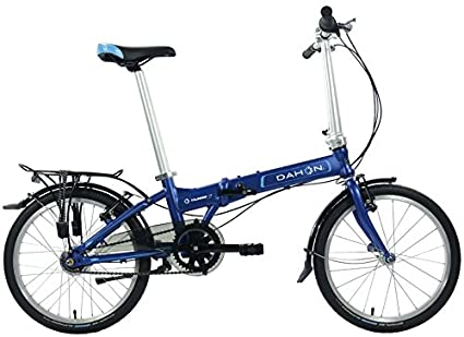 Dahon vitesse i7 bicicleta plegable para adulto, marina, talla 20: Amazon.es: Deportes y aire libre