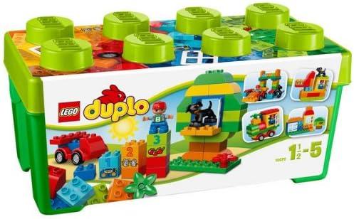 LEGO Duplo Caja de Diversión Todo en Uno - Juegos de construcción ...