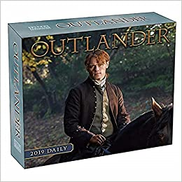 2019 Outlander Boxed Daily Calendar: By Sellers Publishing por Starz