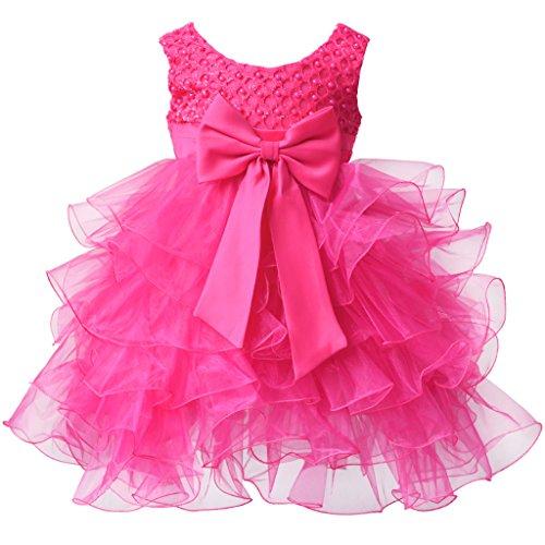 organza pink dress - 5