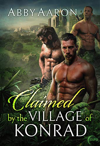Claimed by the Village of Konrad (Claiming Their Bride Book 1)