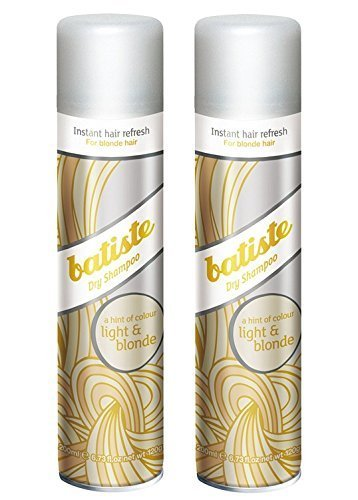 - Batiste Dry Shampoo Brilliant Blonde 6.73 fl. oz. - Pack of 2