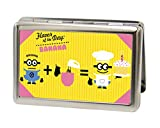 Despicable Me - Cute Chef Minion - Metal Multi-Use Wallet Business Card Holder