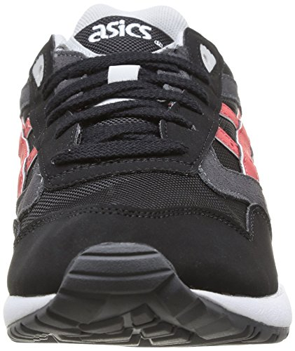 Erwachsene Laufschuhe Training Gelsaga Asics Schwarz Unisex qZOHxwAz