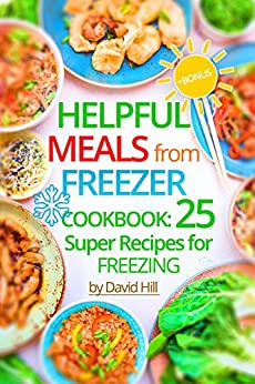 Helpful meals Freezer Cookbook freezing ebook