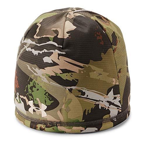 - Under Armour Boys Cozy Camo Beanie, USA Forest Camo, One Size
