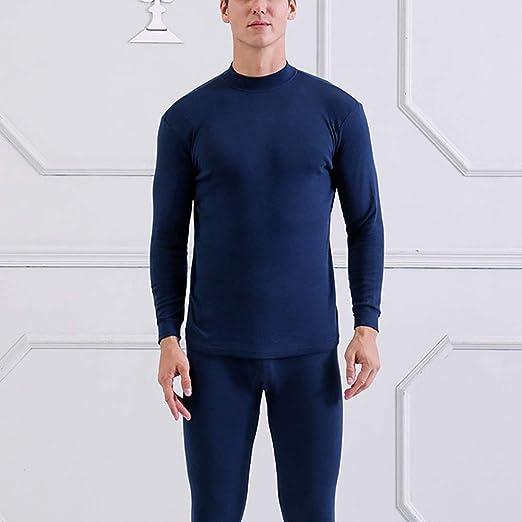 Conjuntos térmicos para hombres Conjunto de ropa interior térmica ...
