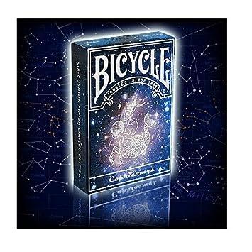 Kartenspiel Zaubertricks und Props SOLOMAGIA Bicycle Constellation Series Taurus