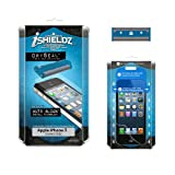 iShieldz 01519-6 Dry Seal with Auto Align Technology Screen Protectors for Apple iPhone 5 - 1 Pack - Retail Packaging - Clear