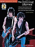 img - for The Rolling Stones (Guitar Signature Licks): A Step-by-Step Breakdown of the Guitar Styles of Keith Richards, Brian Jones, Mick Taylor, and Ron Wood book / textbook / text book