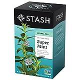 Stash Tea Super Mint, 18 Count