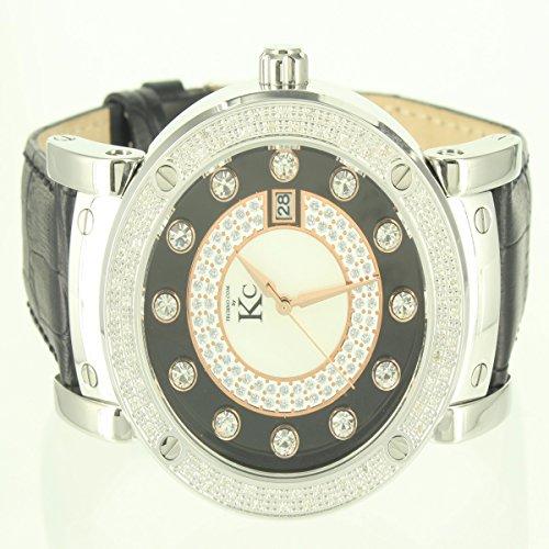Custom Band Diamond Watch - 9