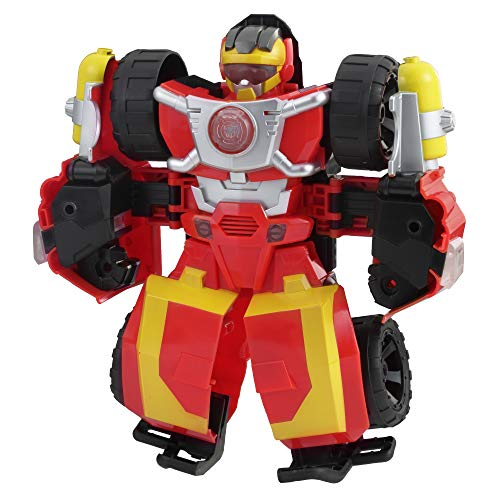 Playskool Heroes Transformers Rescue Bots Academy Electronic Hot Shot]()