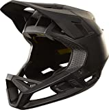 Cheap Fox Racing Proframe Helmet Matte Black, L