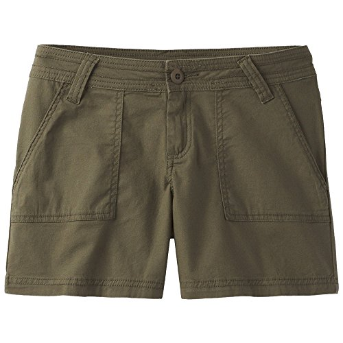 Climbing Cotton Shorts - prAna Tess 3