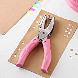 Handheld Single Hole Paper Punch - Star