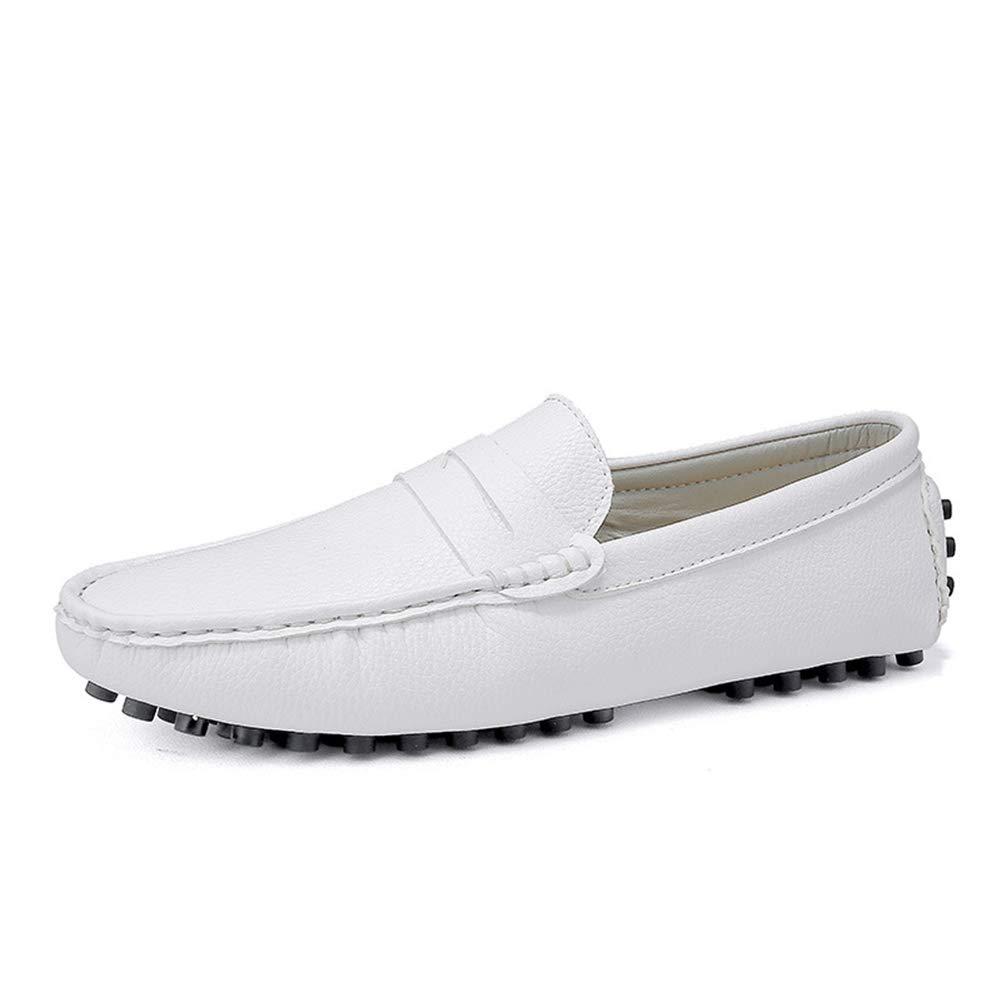 Herren Schuhe Echtleder Lederschuhe Geschäft British Sommer