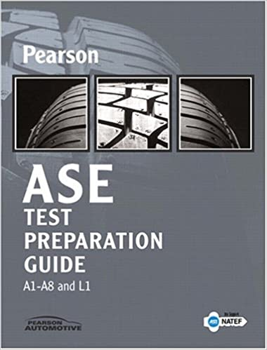 A8 Prentice Hall ASE Test Preparation Series Engine Performance