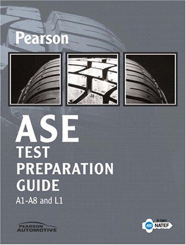 ASE Test Prep Guide
