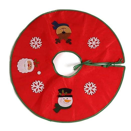 Falda para Árbol de Navidad Decoración Falda para árbol de Navidad ...
