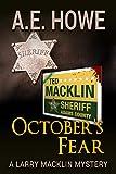 October's Fear (Larry Macklin Mysteries Book 12)