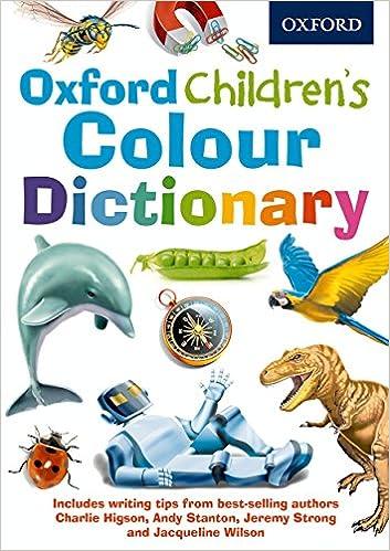 Book Oxford Children's Colour Dictionary