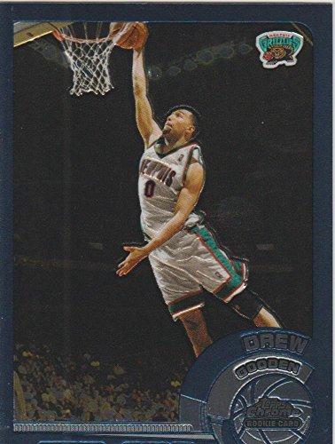 2003-03 Topps Chrome Drew Gooden Grizzlies Rookie Basketball Card #132 ()