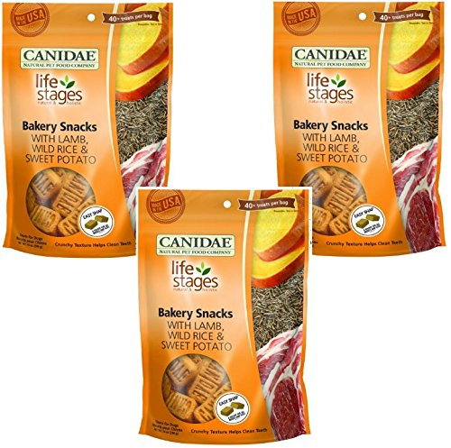3-Pack-Canidae-Life-Stages-Bakery-Snacks-with-Lamb-Wild-Rice-Sweet-Potato-Biscuits-for-Dogs-14-Ounce