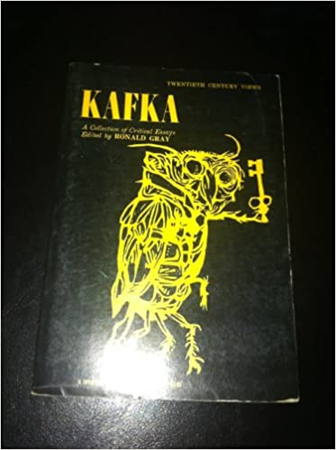 kafka a collection of critical essays amazon co uk ronald ed  kafka a collection of critical essays amazon co uk ronald ed gray books