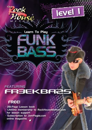 Freekbass, Learn to Play Funk Bass, Level ()