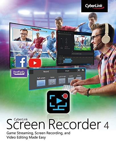 CyberLink Screen Recorder 4 Deluxe [PC Download] ()