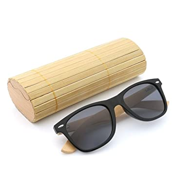 Ruanyi Gafas de Sol de Madera Hechas a Mano, Gafas de Sol ...