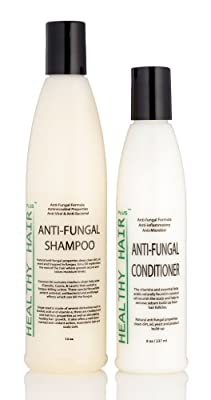Healthy hair plus Antifungal Shampoo and Conditioner Combo