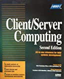 img - for Client/Server Computing (Professional Reference Series) book / textbook / text book