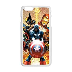 The Avengers superman Cell Phone Case for Iphone 6 Plus