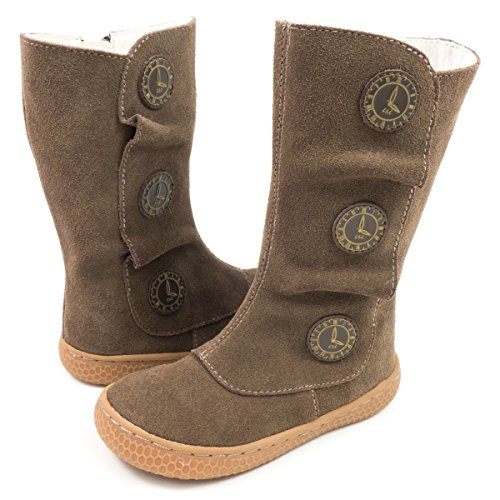 Suade Luca Tiempo Livie amp; Girls Little Taupe Boots n0w5UOR5q
