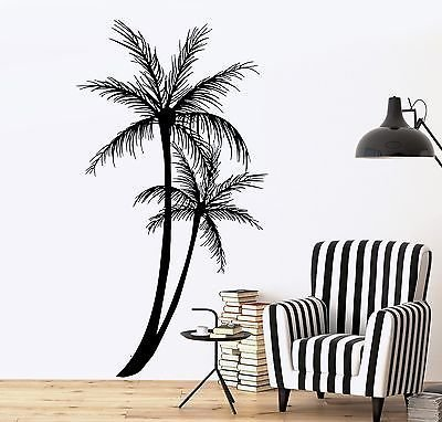 Wall Decal Palm Tree Floral Romantic Vinyl Sticker VS3630  sc 1 st  Amazon.com & Amazon.com: Wall Decal Palm Tree Floral Romantic Vinyl Sticker ...