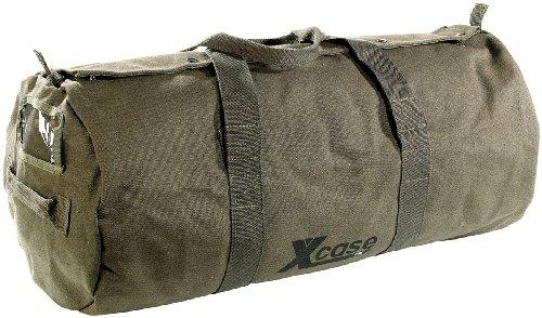 Xcase Canvas-Sporttasche / Reisetasche 70 Liter