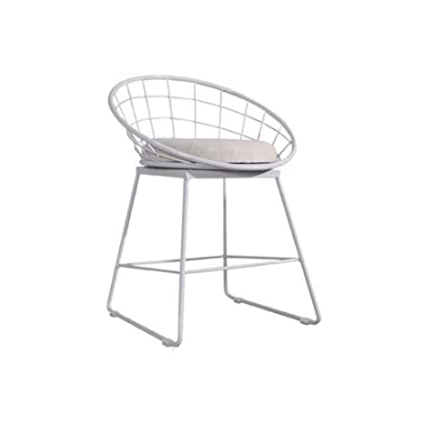 Surprising Amazon Com Gtd Bar Stool Kitchen Breakfast Chairs Metal Short Links Chair Design For Home Short Linksinfo