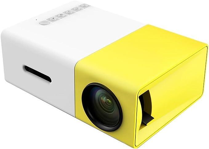 Mini proyector, TKSTAR Smart proyector portátil Mini Proyector ...