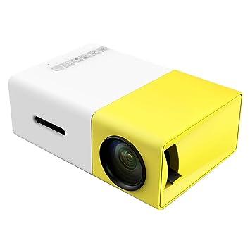 Mini proyector, TKSTAR Smart proyector portátil Mini Proyector inteligente lámpara de vídeo proyector LCD de vídeo Juegos para Mobile Smartphone Xbox ...