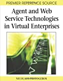Agent and Web Service Technologies in Virtual Enterprises, Nicolaos Protogeros, 1599046482