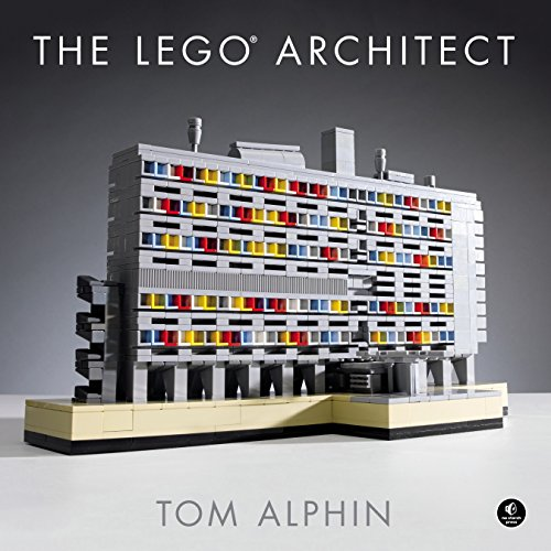 The LEGO Architect by Tom Alphin cover
