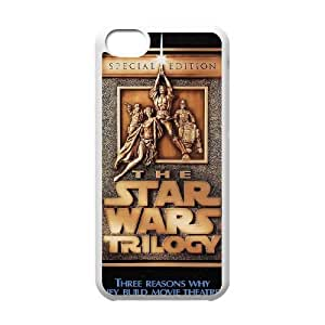 Star Wars iPhone 5c Cell Phone Case White Exquisite gift (SA_444081)